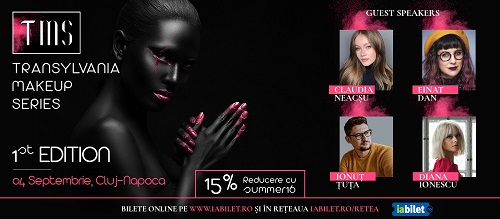Transilvania Makeup Series