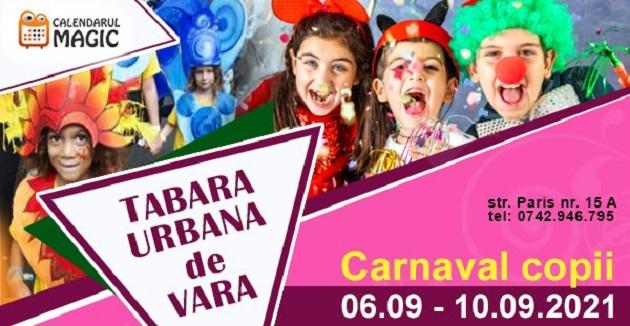 Carnaval copii