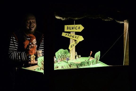Teatrul Puck la Untold